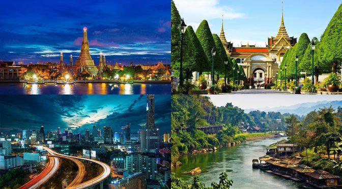 Que hacer en Bangkok, actividades, excursiones, gastronomía y espectáculos