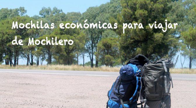 Mochilas para viajar de Mochilero 70L baratas por menos de 40€