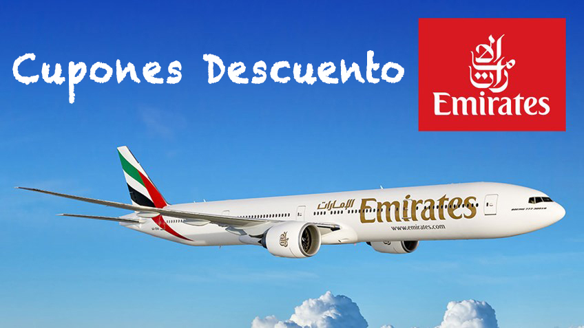 Cupones descuento fly emirates