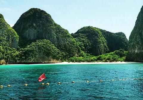 Islas Koh Phi Phi tour Tailandia