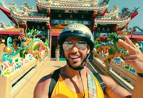 Templo Budista Phuket de ruta en moto