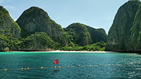 Islas Phi Phi Tour, Monkey Island, Maya Beach y Knight