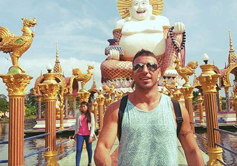 Templos Budistas en Koh Samui Franky Adventures