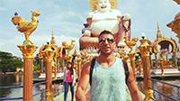 Templos budistas en Koh Samui, Wat Plai Laem y Big Buddha
